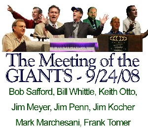 Bob Safford's - The Meeting of the Giants
